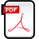 Adobe Acrobat document (PDF) icon